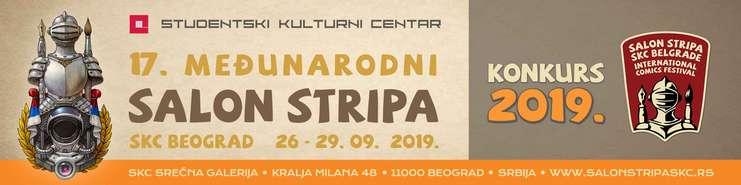 Konkurs salona stripa 2019